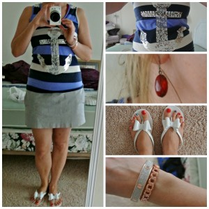 1- Anchor tank, bow shoes