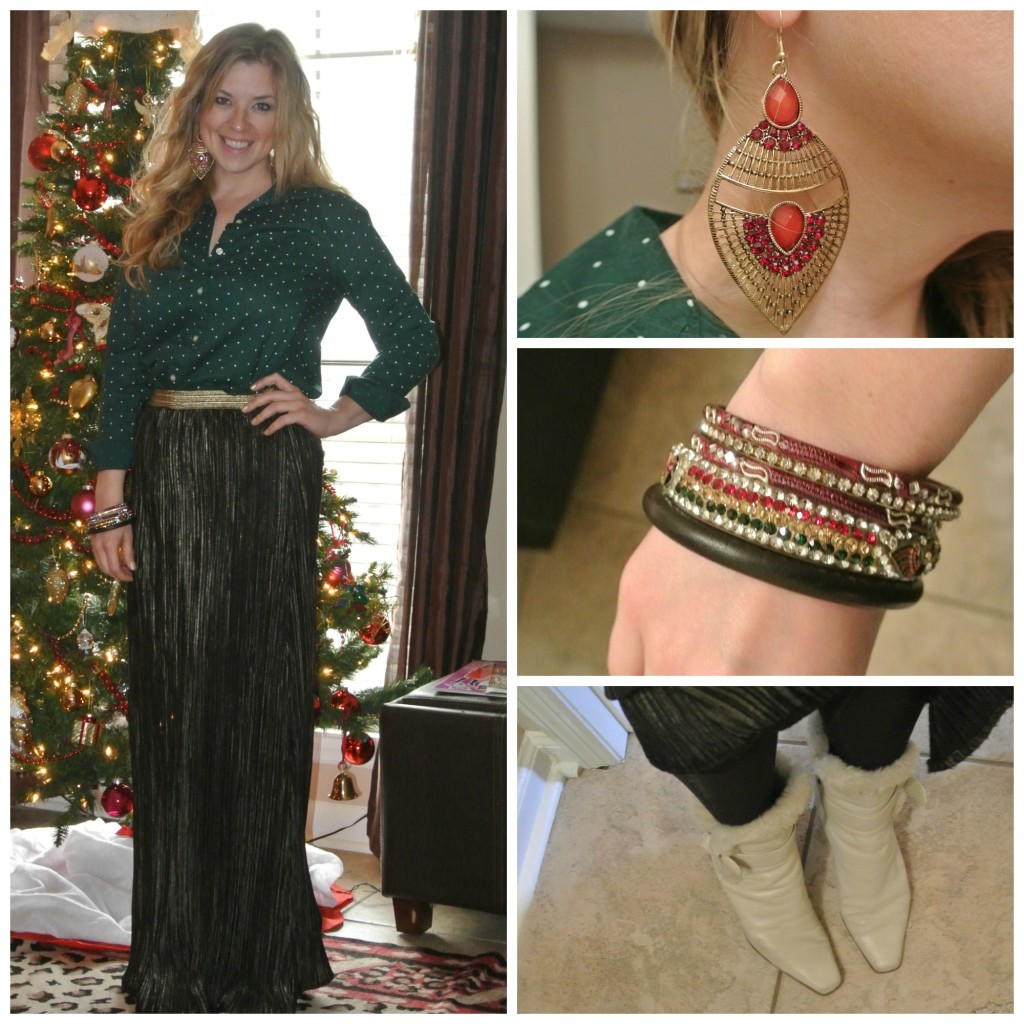 1 - Christmas church clothes